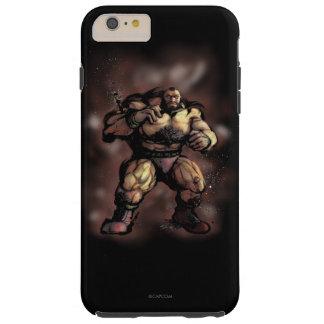 Zangief Stance Tough iPhone 6 Plus Case