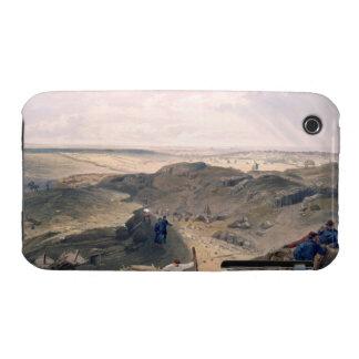 Zanja del Malakoff, placa 'de Seat de la guerra Case-Mate iPhone 3 Funda