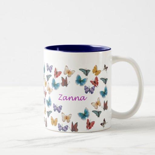 Zanna Taza Dos Tonos