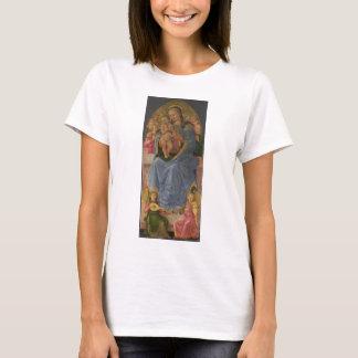 Zanobi Machiavelli The Virgin and Child T-Shirt