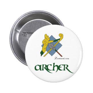 Zantarni Archer icónico Pin