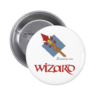 Zantarni Iconic Wizard Pin