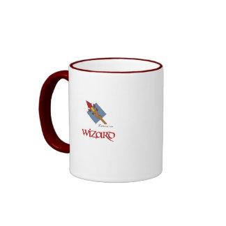 Zantarni Wizard Ringer Coffee Mug