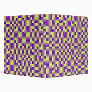 Zany abstract binder