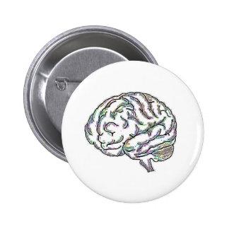 Zany Brainy Button