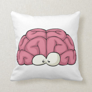 Zany Brainy Pillow
