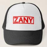 Zany Stamp Trucker Hat