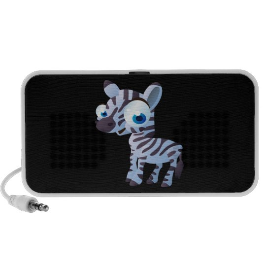 Zany The Zebra Mini Speaker