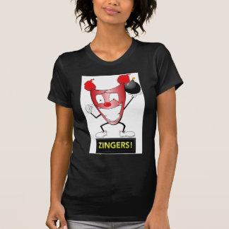 Zany Zinger society6 jpg Tee Shirt