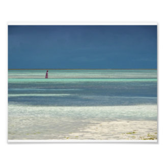 Zanzibar Beachscape Photo Print