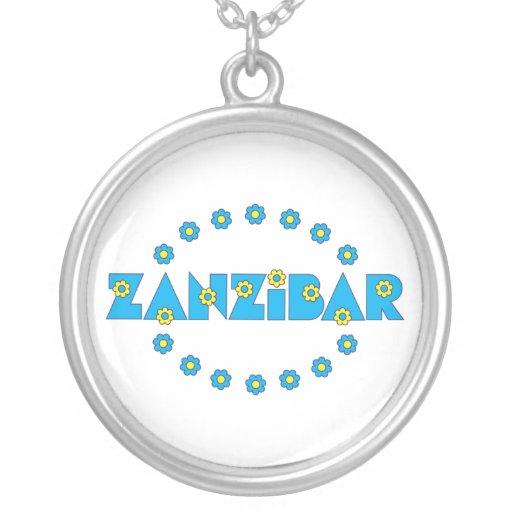 Zanzíbar en Flores Grimpolas Personalizadas