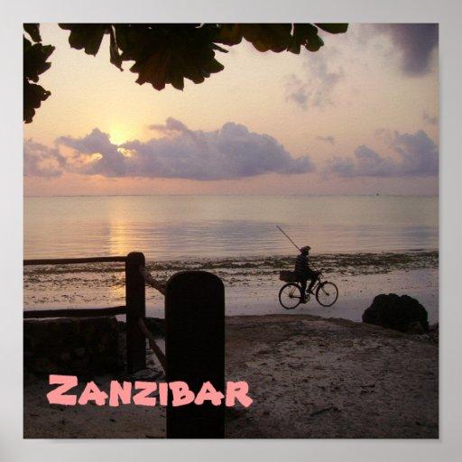 Zanzíbar Posters
