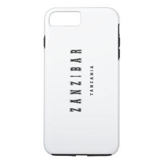Zanzibar Tanzania iPhone 8 Plus/7 Plus Case