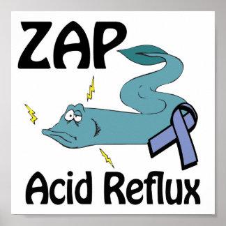 ZAP Acid Reflux Print
