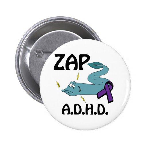 ZAP ADHD PIN