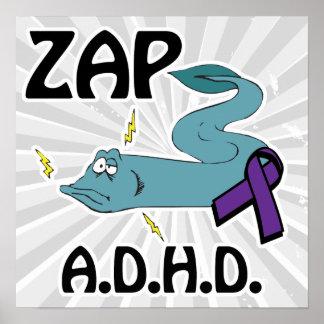 ZAP ADHD POSTER