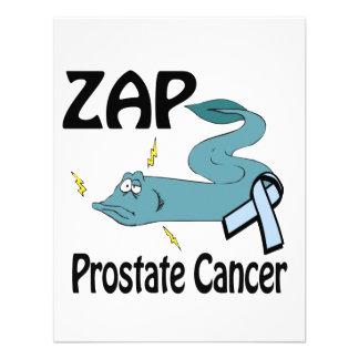 ZAP al cáncer de próstata Invitacion Personal