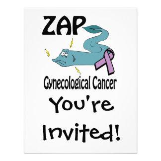 ZAP al cáncer ginecológico Comunicados