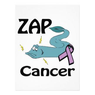 ZAP al cáncer Invitaciones Personales