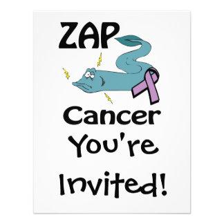 ZAP al cáncer Comunicado