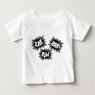 ZAP al PRISIONERO DE GUERRA FX sano cómico - negro T-shirt