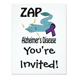 ZAP Alzheimers Disease Card