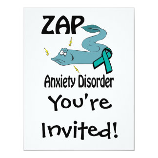 ZAP Anxiety Disorder Card
