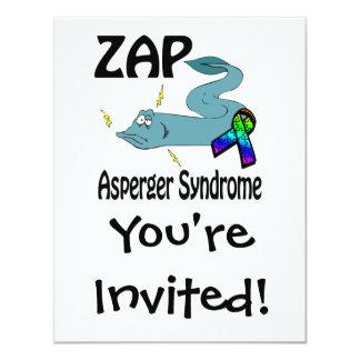 ZAP Asperger Syndrome Card
