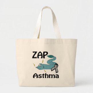 ZAP Asthma Large Tote Bag