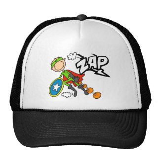 ZAP Boy Hero Trucker Hat