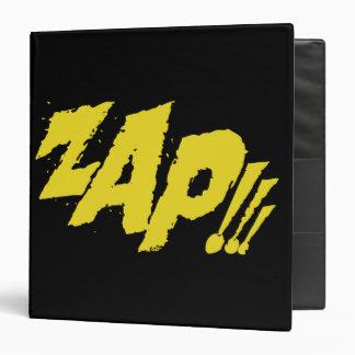 "¡ZAP!!! CARPETA 1 1/2"""