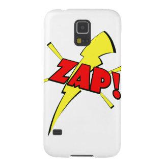 Zap, cartoon sfx galaxy s5 cover