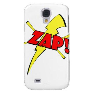 Zap, cartoon sfx samsung galaxy s4 cover