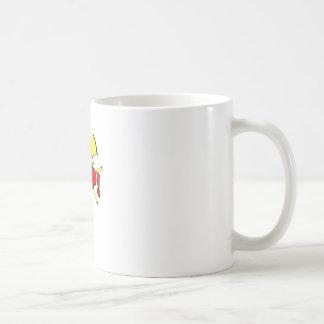 Zap, cartoon sfx coffee mug