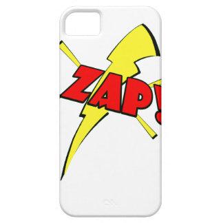 Zap, cartoon sfx iPhone 5 case