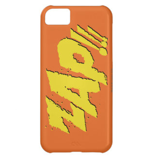 ZAP!!! CASE FOR iPhone 5C