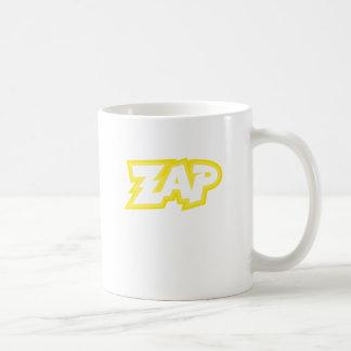 ZAP COFFEE MUG