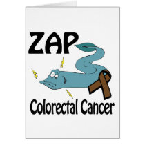 ZAP Colorectal Cancer Card