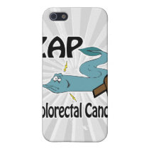 ZAP Colorectal Cancer iPhone SE/5/5s Case