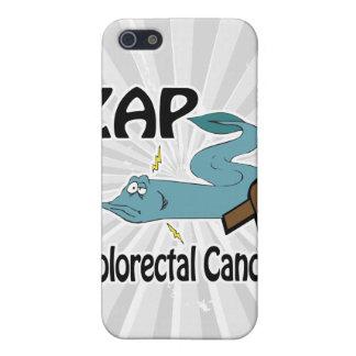 ZAP Colorectal Cancer iPhone SE/5/5s Case