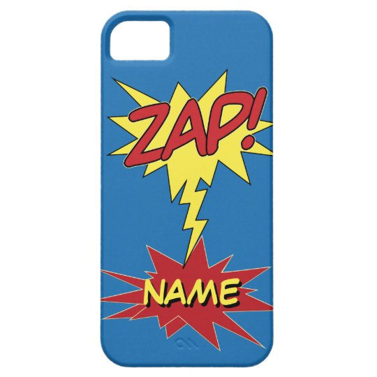 ZAP! custom iPhone case