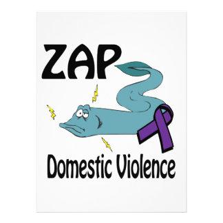 ZAP Domestic Violence Custom Invite