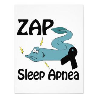 ZAP el Apnea de sueño Invitaciones Personalizada