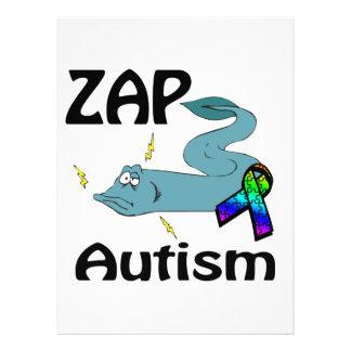 ZAP el autismo Comunicados Personalizados