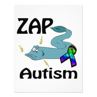 ZAP el autismo Comunicado