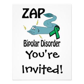 ZAP el desorden bipolar Comunicado Personalizado