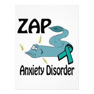 ZAP el desorden de ansiedad Anuncios Personalizados