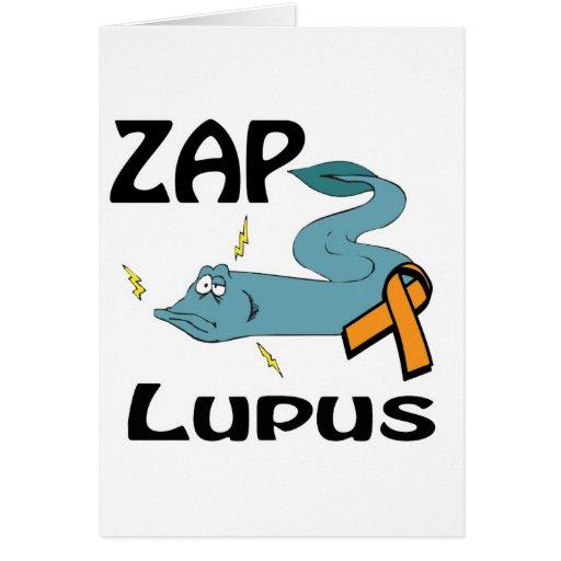 ZAP el lupus (el naranja)