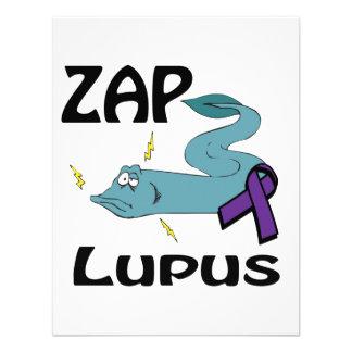 ZAP el lupus (púrpura) Comunicado Personal