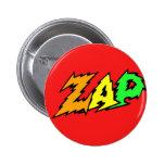 ZAP el rojo del botón Pins